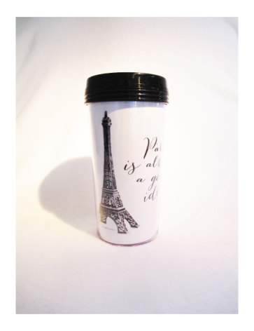 TAKE AWAY CUP - PARIS IS...