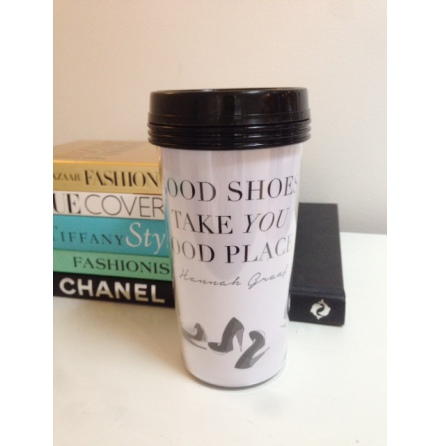 TAKE AWAY CUP - GOOD SHOES