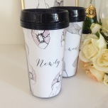 TAKE AWAY CUP - NEWLYWED WOMAN