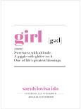 GIRL IS