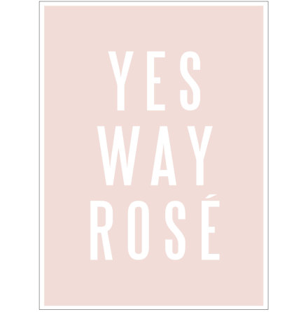 YES WAY ROS�