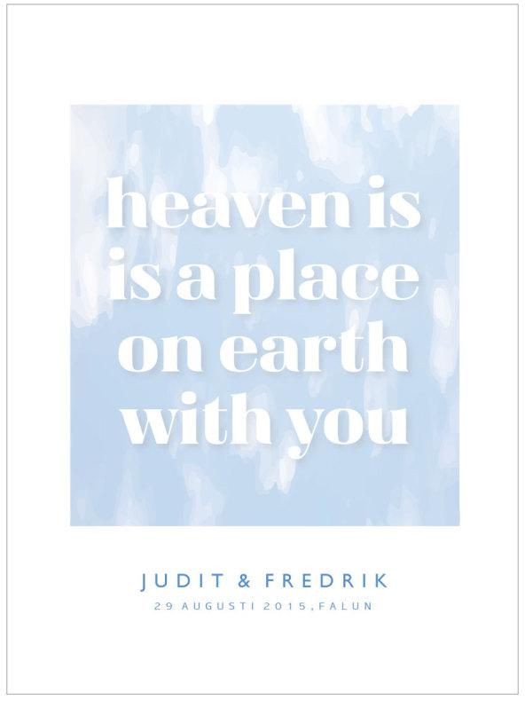 HEAVEN IS
