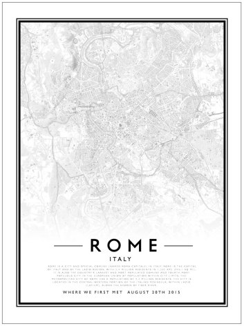 CITY MAP - ROME