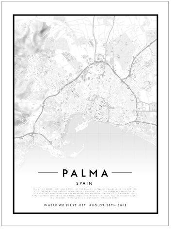 CITY MAP - PALMA