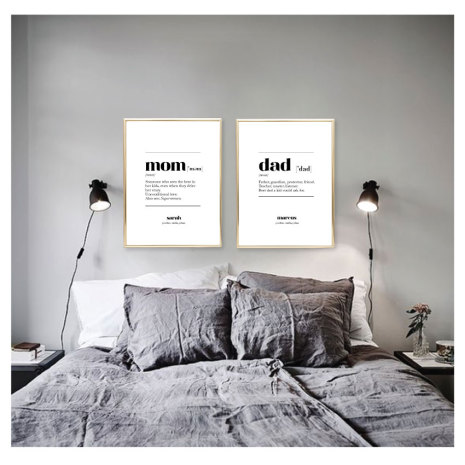 MOM AND DAD 2 st posters