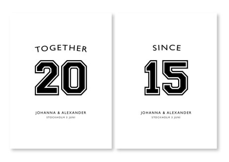 PARPOSTERS - TOGETHER SINCE