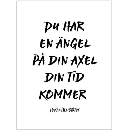 DIN EGEN TEXT HUIT