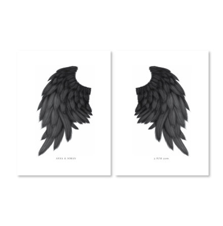 BLACK WINGS PARPOSTERS