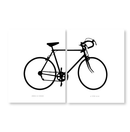 BICYCLE PARPOSTERS 2 ST