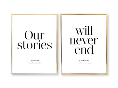PARPOSTERS - OUR STORIES 2 ST POSTERS