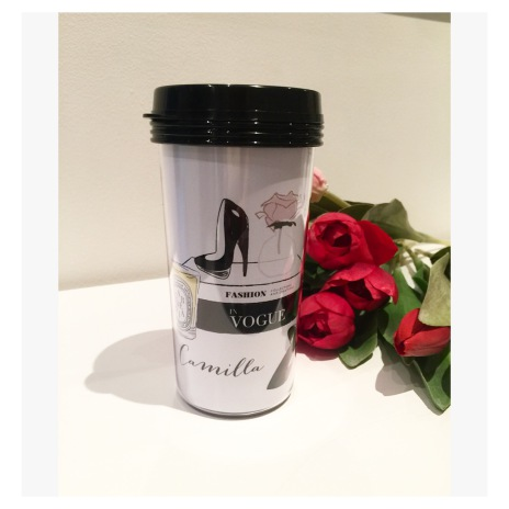 TAKE AWAY CUP - FASHION STILLEBEN